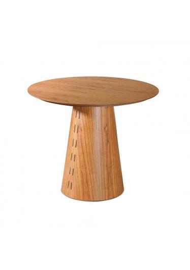 Mesa de Apoio Palla Estilo Minimalista Destack Móveis Design by Studio Mooringa