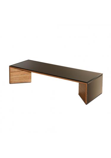 Mesa de Centro Sedut Estilo Minimalista Destack Móveis Design by Ibanez Razzera