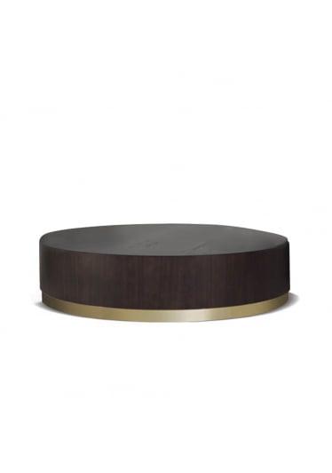Mesa de Centro Tub Estilo Minimalista Destack Móveis Design by Mauricio Bomfim