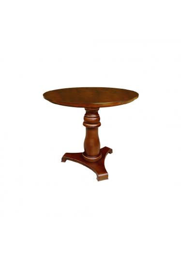 Mesa Lateral Adrina Personalizado Madeira Maciça Design Clássico