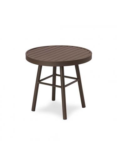 Mesa Lateral Beta para Área Externa Deck e Estrutura Alumínio Eco Friendly Design Scaburi