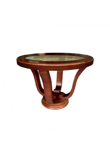 Mesa Lateral Firenze Personalizado Madeira Maciça Design Clássico