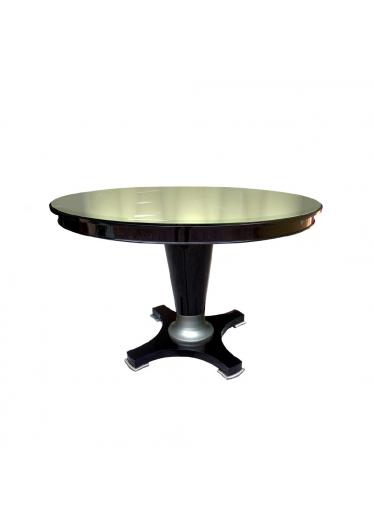 Mesa Lateral Vollo Personalizado Madeira Maciça Design Clássico