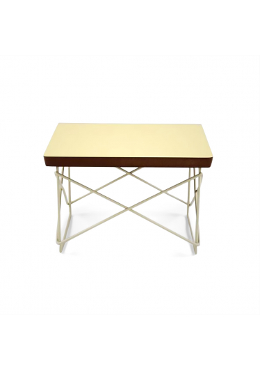 Mesa LTR wire table Designers Charles e Ray Eames