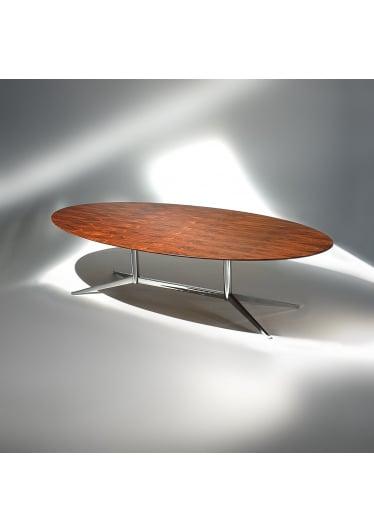 Mesa de Jantar FK2 Oval Studio Mais Design by Florence Knoll