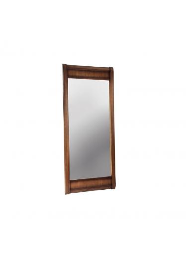 Moldura com Espelho Neo Indiano Jequitibá Entalhes Personalizados Móveis Armil