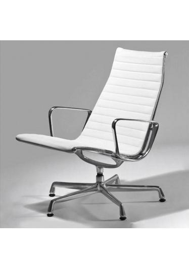 Poltrona Giratória EA333 Lounge Studio Clássica Design by Charles & Ray Eames
