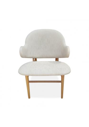 Poltrona Easy Chair Madeira Maciça Artesian Clássicos de Design by IB Kofod-Larsen