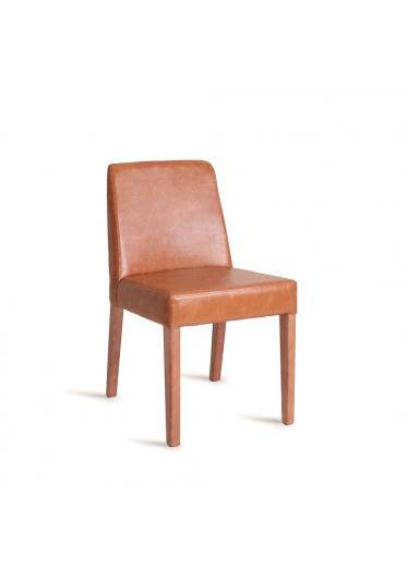 Cadeira Infinity Estrutura Madeira Design Atemporal e Moderno Casa A Móveis