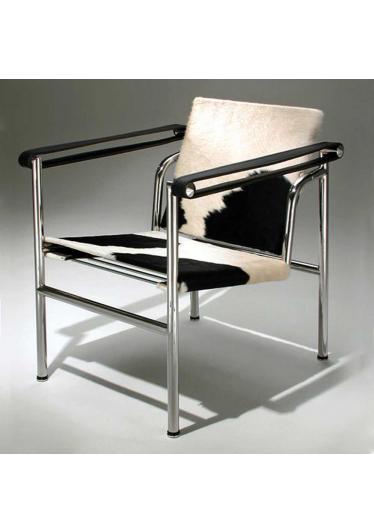 Poltrona Decorativa LC1 design by Le Cobusier