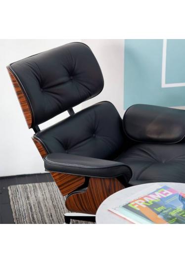 Poltrona Lounge Chair Charles Eames
