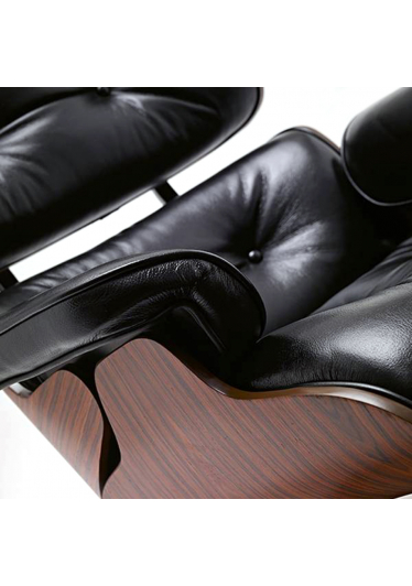 Poltrona Lounge Chair Charles Eames