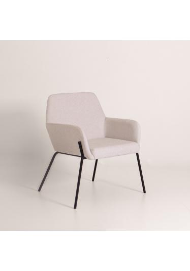 Poltrona Noob Estrutura Madeira Design Atemporal e Moderno Casa A Móveis