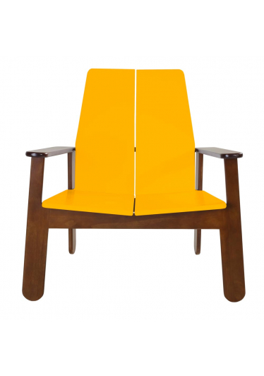 Poltrona Paleta Design Anatômico e Exclusivo Máxima Móveis Design by Designo Design