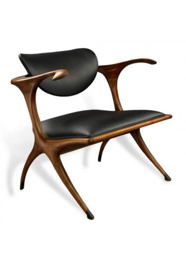 Poltrona Sodergren Sculptured Chair com Pinturas e Tecidos Personalizáveis