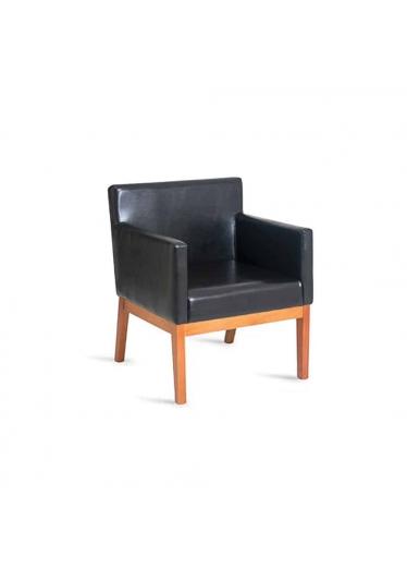 Poltrona Talita Estrutura Madeira Design Atemporal e Moderno Casa A Móveis