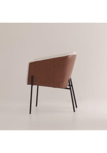 Poltrona Vick Gomada Estrutura Madeira Design Contemporâneo Design by Estúdio Casa A
