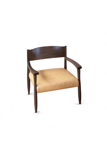 Poltrona Wood Estilo Minimalista Destack Móveis Design by Studio Mooringa