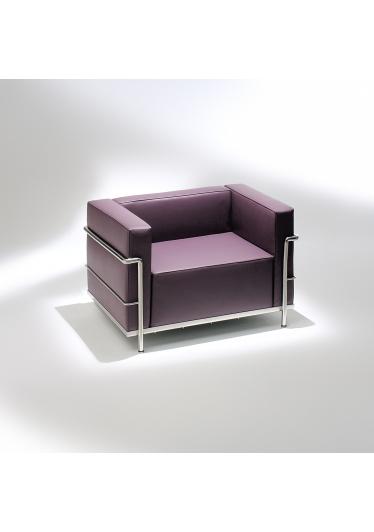 Poltrona LC3 Studio Mais Design by Le Corbusier