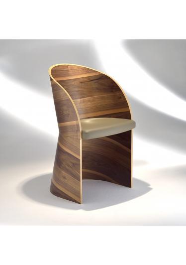 Poltrona Wasile Slim Estrutura Multilaminado Design by Studio Mais