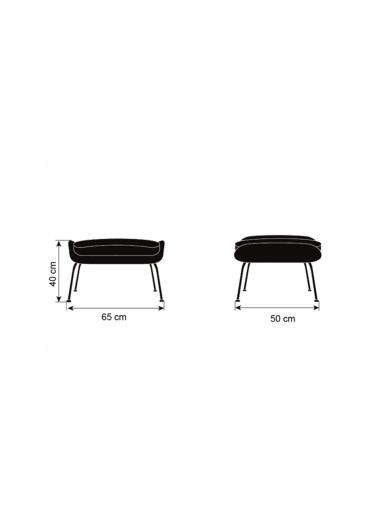 Pufe Womb Arquiteto arquiteto Eero Saarinen