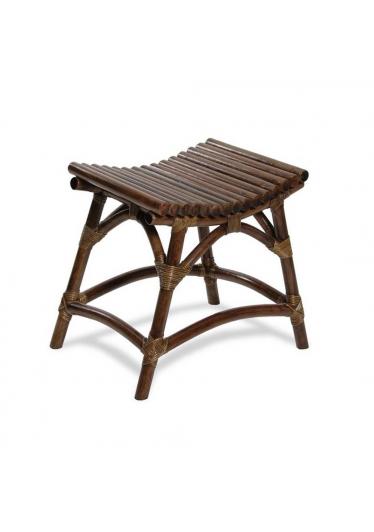 Puff Castanhal Junco Envelhecido Estrutura Apuí Eco Friendly Design Scaburi