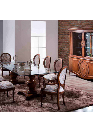 Cadeira Ellos Madeira Maciça Design Clássico Avi Móveis