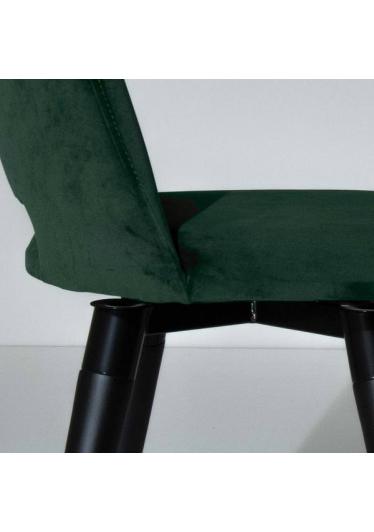 Cadeira Selina Giratória Veludo