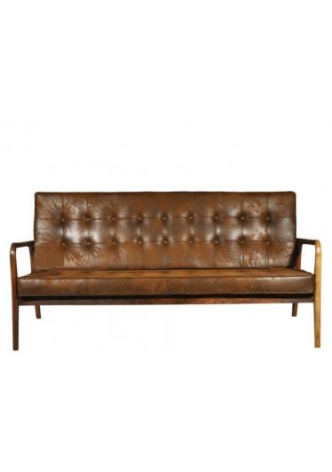 Sofa Anos 50 Marrom