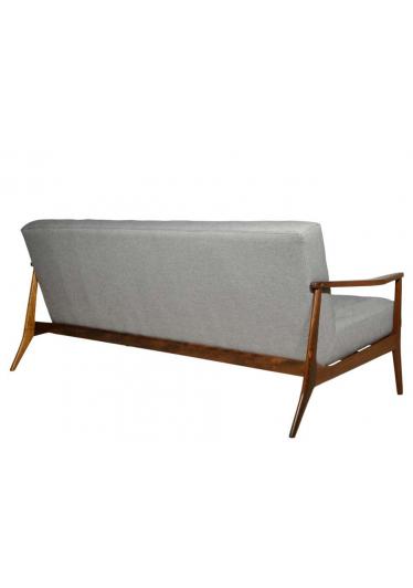 Sofa Vintage Cinza