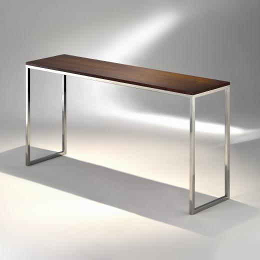 Aparador Básica Estrutura Aço Inox Design by Studio Mais