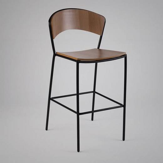 Banqueta Angel I Estrutura em Aço Artesian Design by Fetiche Design Studio