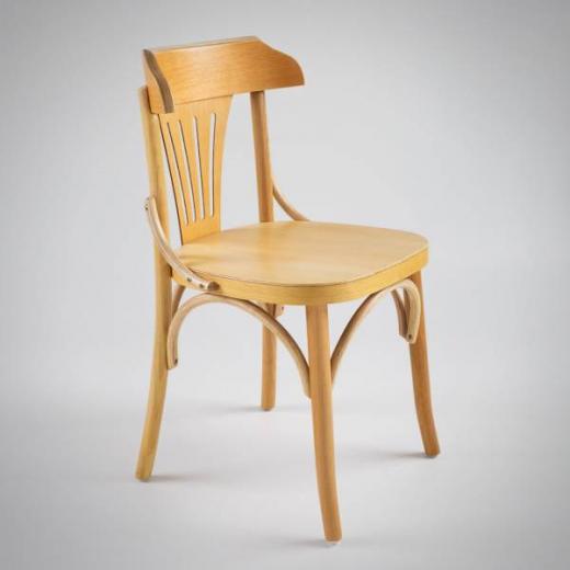 Cadeira Arco Estrutura Madeira Maciça Design by Studio Artesian