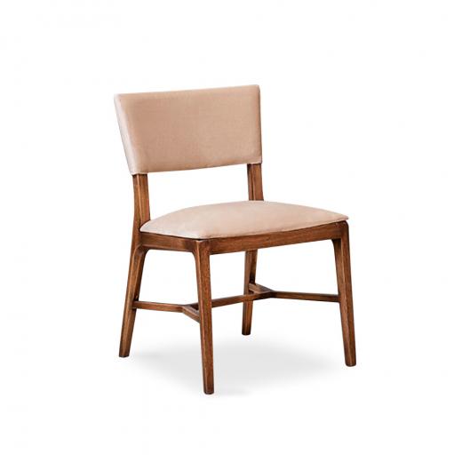 Cadeira Clara Madeira Maciça Design Clássico Avi Móveis