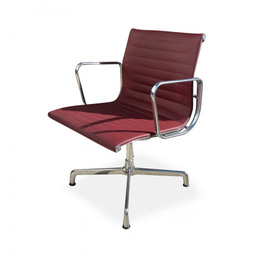 Cadeira com Braços EA107 Alumínio Studio Mais Design by Charles e Ray Eames