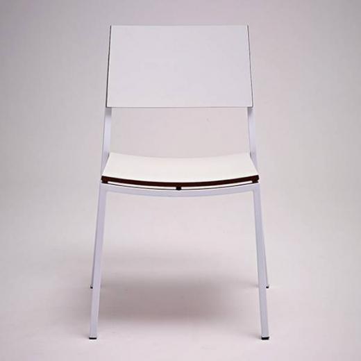 Cadeira Mitte Estrutura em Aço Artesian Design by Fetiche Design Studio