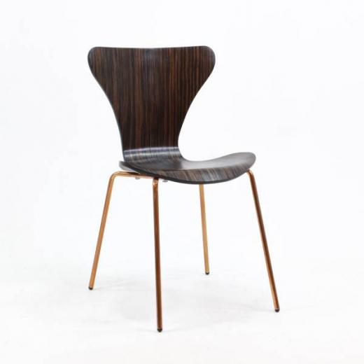 Cadeira Série 7 Estrutura em Aço Artesian Design by Arne Jacobsen