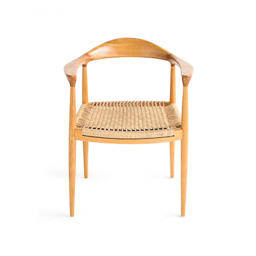 Cadeira The Chair em Fibra Design Hans J. Wegner