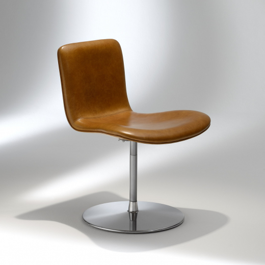 Cadeira PK 9 Base Giratória Studio Mais Design by Poul Kjaerholm