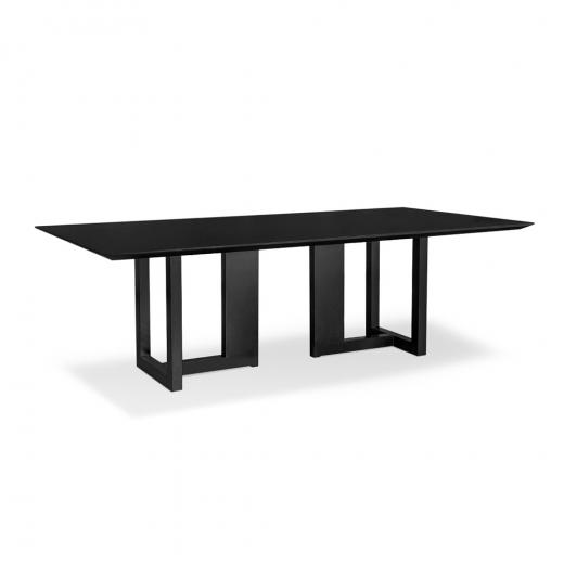 Mesa de Jantar Isabella Madeira Maciça Design Clássico Avi Móveis