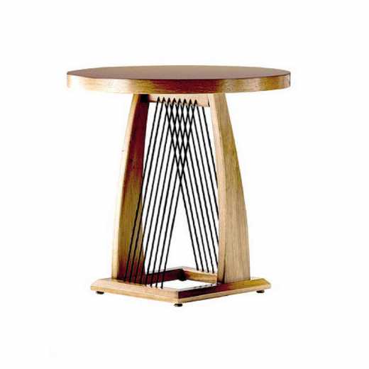 Mesa Apoio Saibi em Eucalipto Design by Studio Ozki